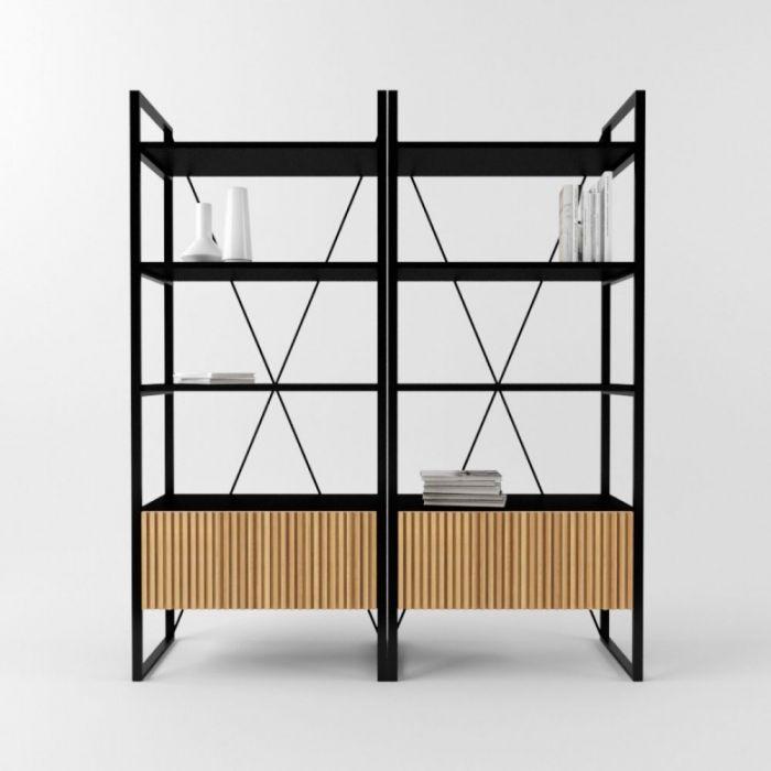 Стеллаж ARRIS LOFT - дизайнерские товары на Take&Live