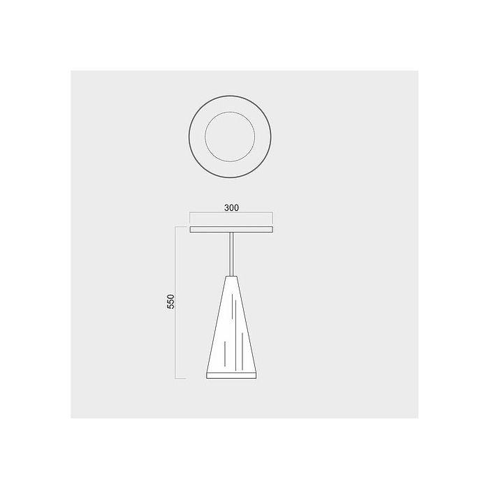 Стол кофейный Konus - дизайнерские товары на Take&Live