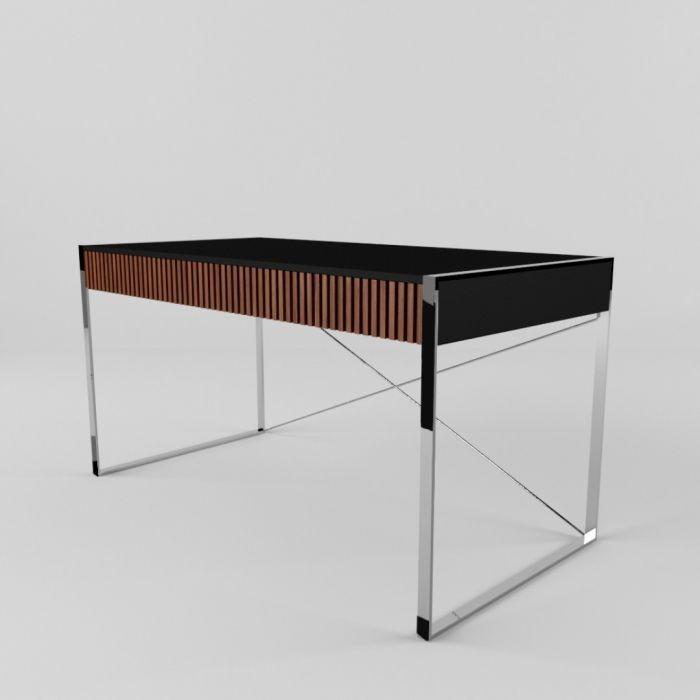 Стол рабочий ARRIS Black - дизайнерские товары на Take&Live