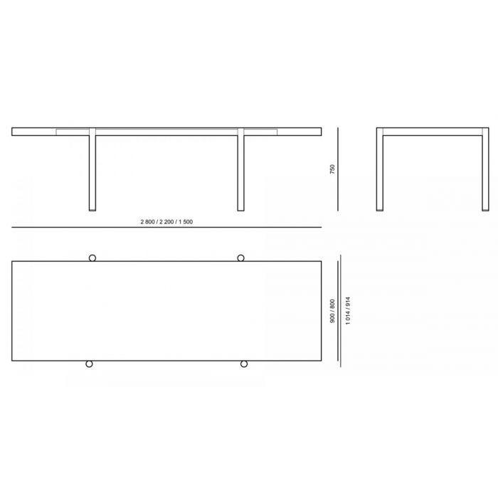 Стол TE01 - дизайнерские товары на Take&Live