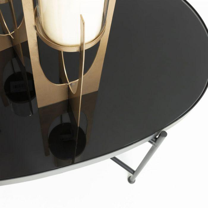 Стол журнальный Marsh Black - дизайнерские товары на Take&Live