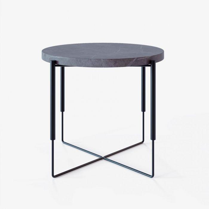 Стол журнальный TI-TABLE S MARBLE - дизайнерские товары на Take&Live