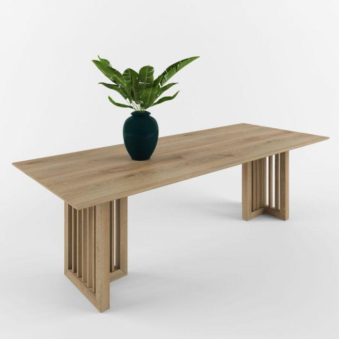 Стол из дуба AVTOGRAF T-1 - дизайнерские товары на Take&Live