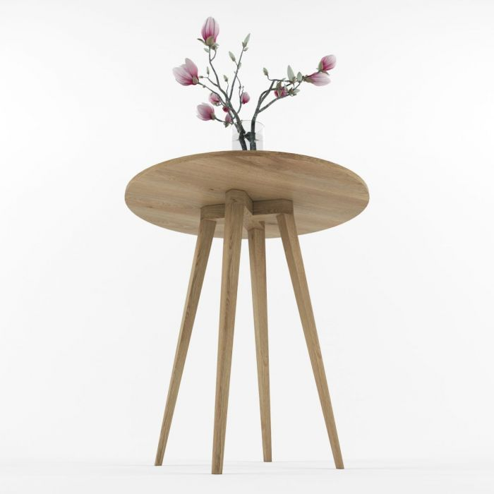 Стол из дуба круглый KOLO - дизайнерские товары на Take&Live