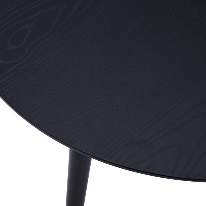 Стол круглый VM-99 Black - дизайнерские товары на Take&Live