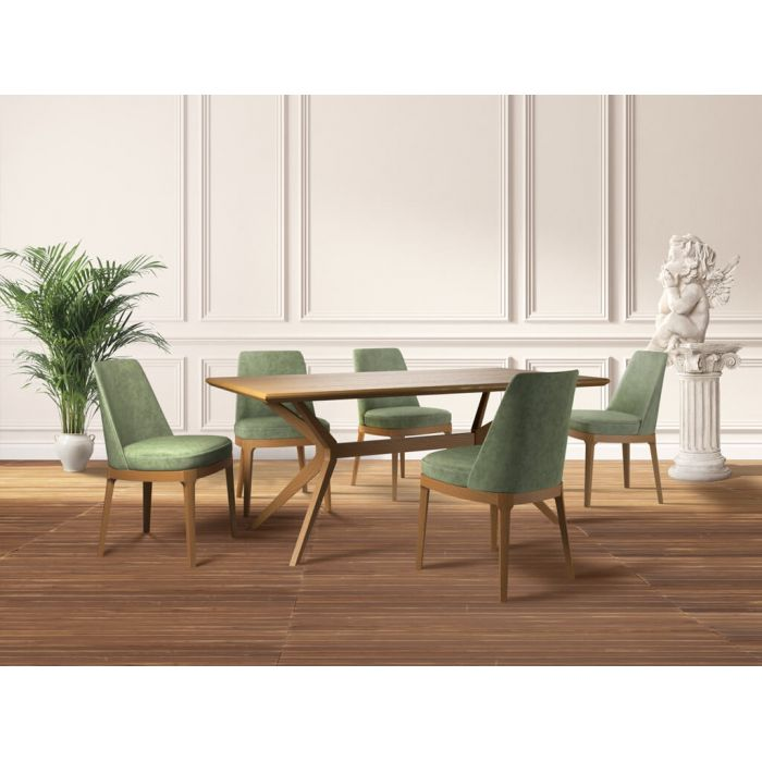 Стул NF Milano Green - дизайнерские товары на Take&Live
