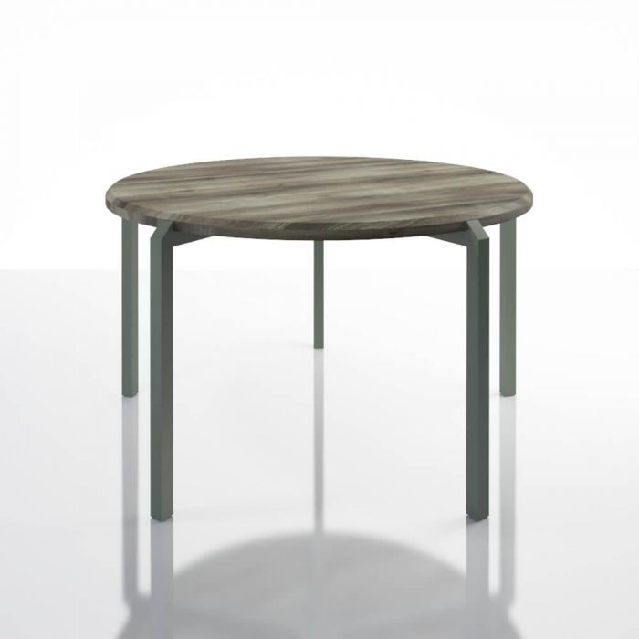 Стол обеденный круглый LDZ-008 - дизайнерские товары на Take&Live