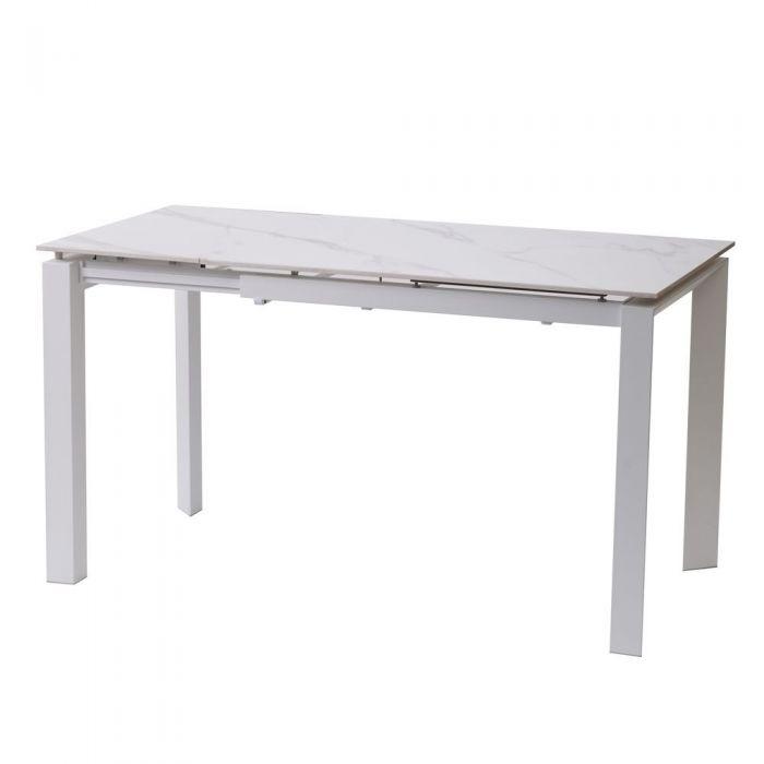 Стол раскладной Bright White Marble - дизайнерские товары на Take&Live