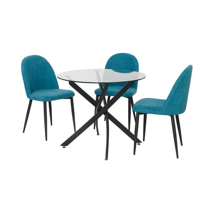 Стол стеклянный VMT-309 - дизайнерские товары на Take&Live