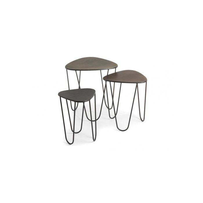 Столи тріо VERTIG - дизайнерские товары на Take&Live