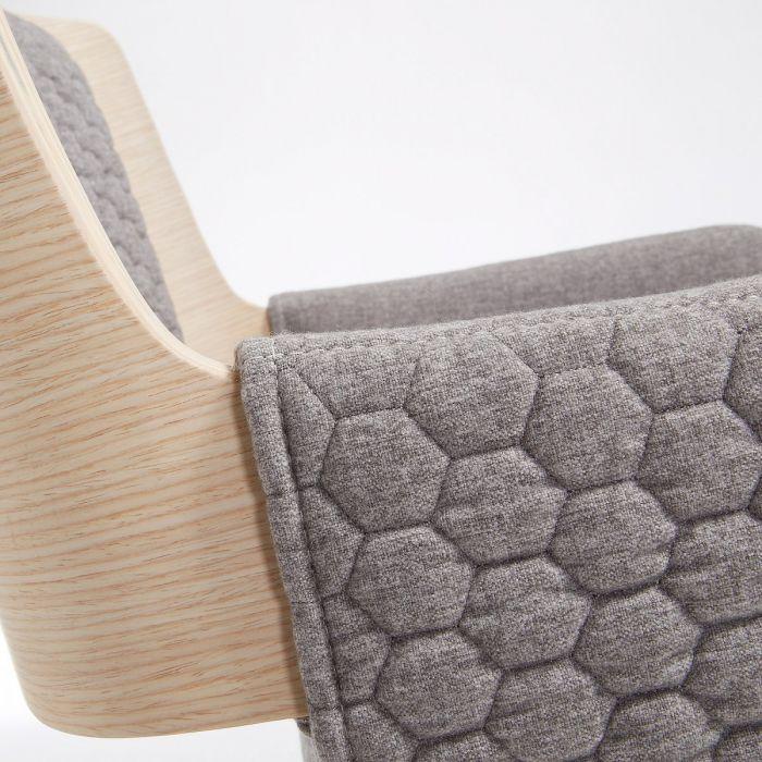 Кресло ANDRE Grey - дизайнерские товары на Take&Live