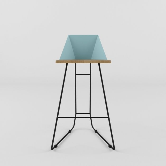Стул барный ORIGAMI - дизайнерские товары на Take&Live
