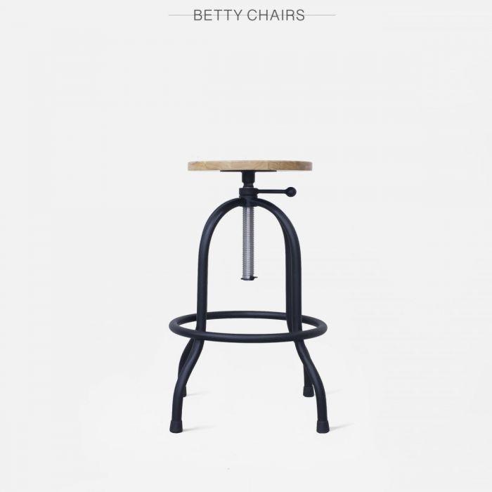 Стул барный винтовой Betty - дизайнерские товары на Take&Live