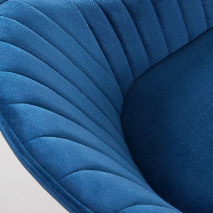 Стул Herbert Dark Blue - дизайнерские товары на Take&Live