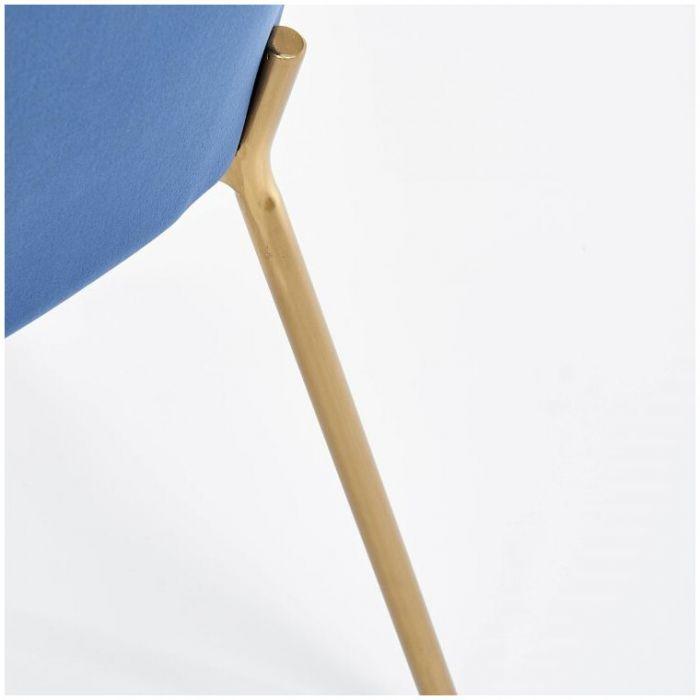 Стул K306 Blue - дизайнерские товары на Take&Live