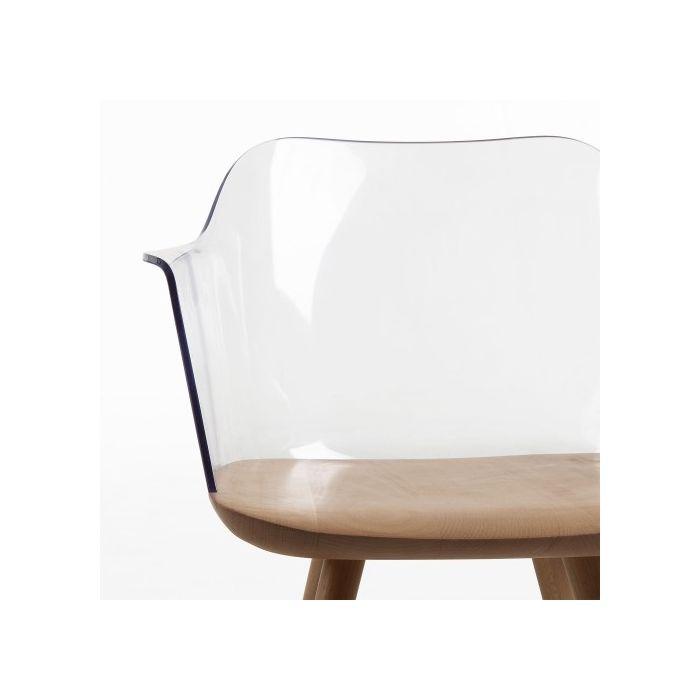 Стул KLAM Glass - дизайнерские товары на Take&Live
