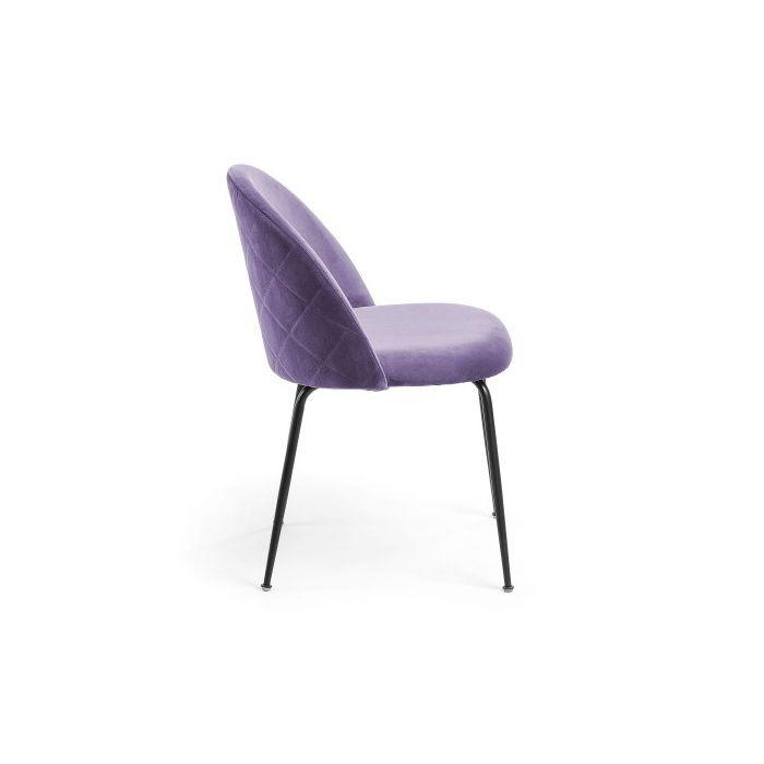 Стул Mystere Purple Black - дизайнерские товары на Take&Live