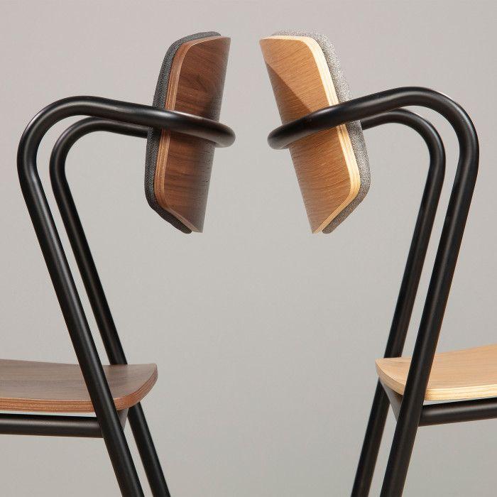 Стул Casper Wood - дизайнерские товары на Take&Live