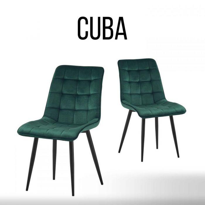 Стул Cuba Green - дизайнерские товары на Take&Live