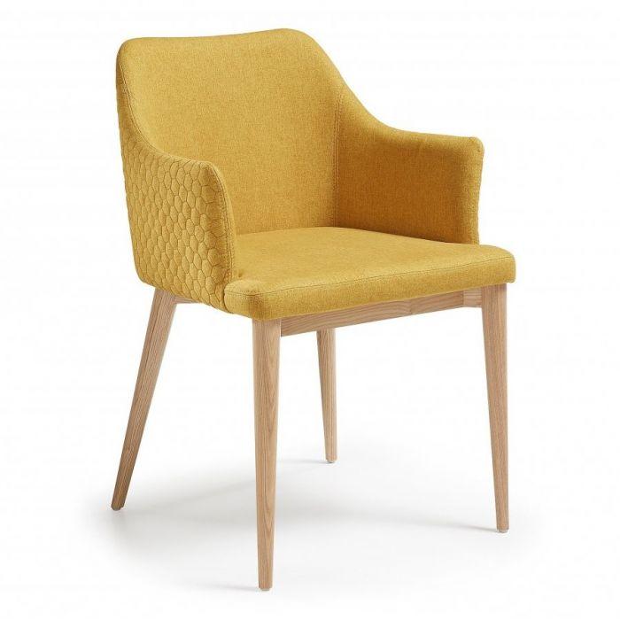 Кресло Danai Yellow - дизайнерские товары на Take&Live