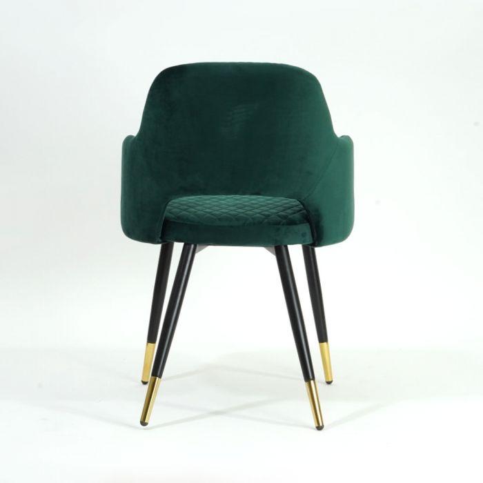 Стул Franco Velvet Green - дизайнерские товары на Take&Live