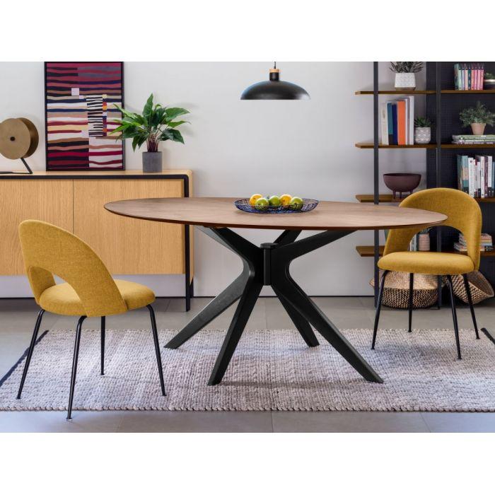 Стул Mahalia Yellow - дизайнерские товары на Take&Live