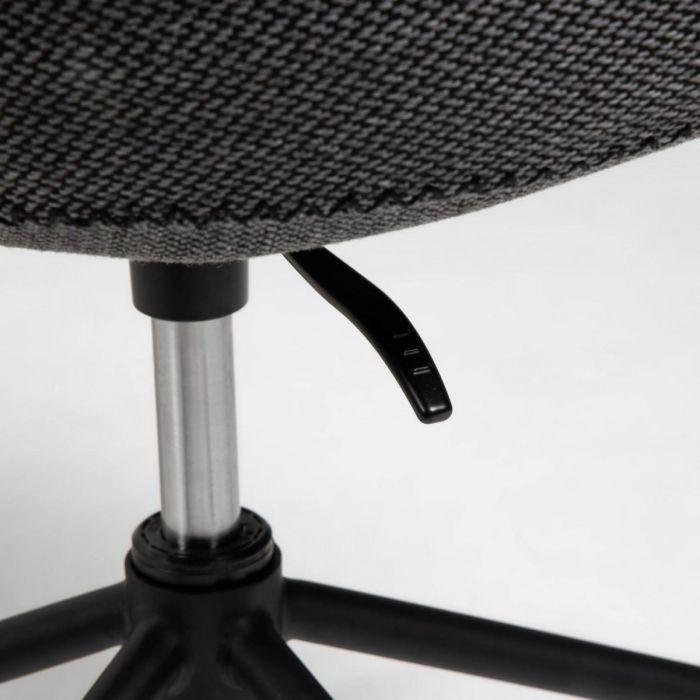Стул на колесиках Zadine Black - дизайнерские товары на Take&Live