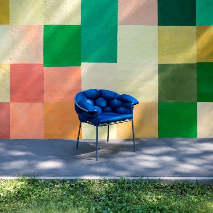 Стул PRElen Blue - дизайнерские товары на Take&Live