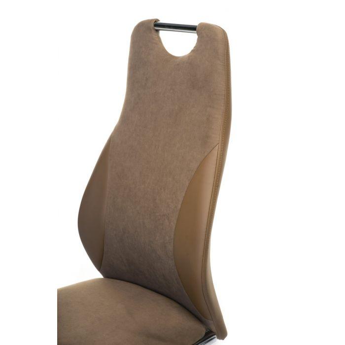 Стул VMS-103-2 Brown - дизайнерские товары на Take&Live