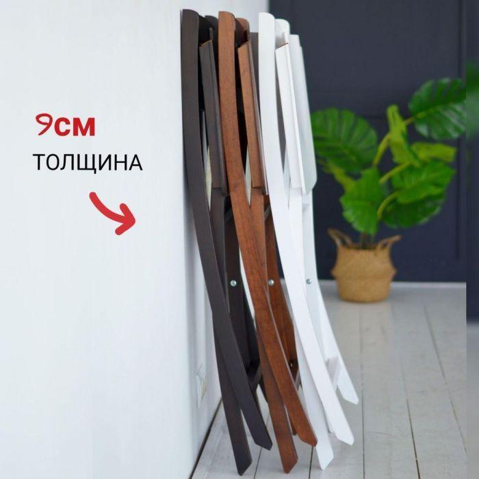 Стул складной Silla White - дизайнерские товары на Take&Live
