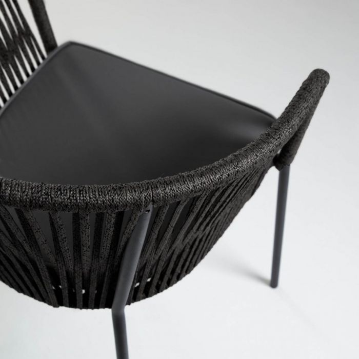 Стул Yanet Black - дизайнерские товары на Take&Live