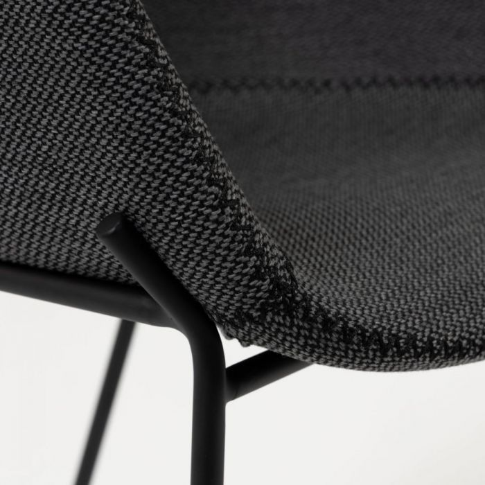 Стул Zadine Black Tex - дизайнерские товары на Take&Live