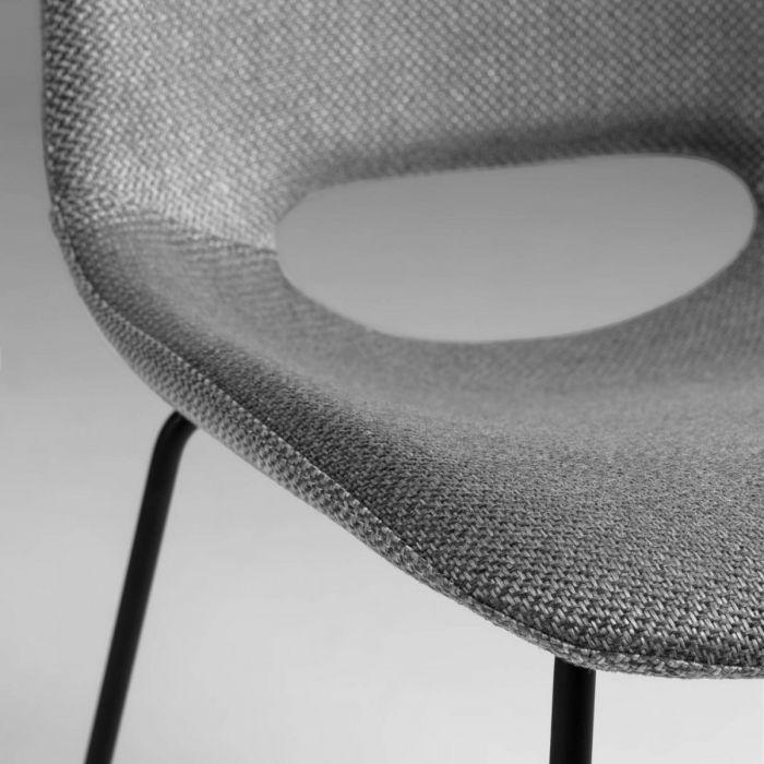 Стул ZIGGY B Grey - дизайнерские товары на Take&Live