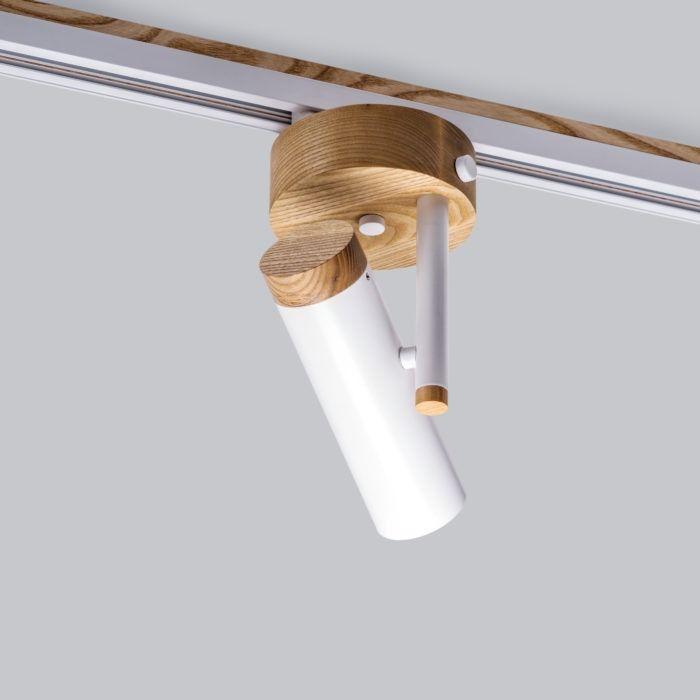 Светильник трекинговый Urban White - дизайнерские товары на Take&Live