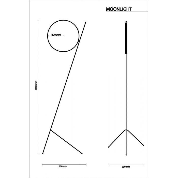 Торшер MoonLight - дизайнерские товары на Take&Live