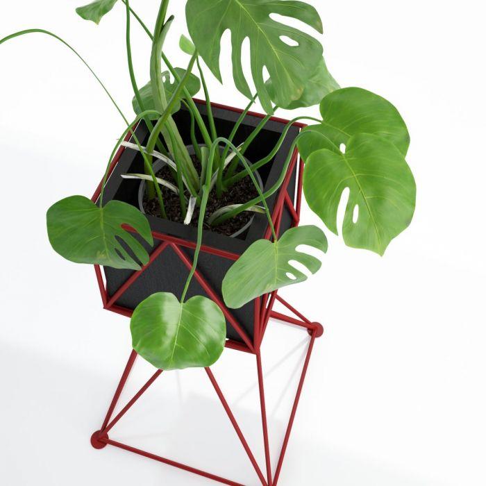 Цветочный вазон HERBA 710 - дизайнерские товары на Take&Live
