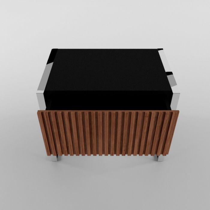 Тумба ARRIS черная - дизайнерские товары на Take&Live