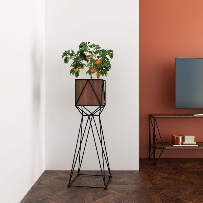 Ваза цветочная HERBA 1010 - дизайнерские товары на Take&Live