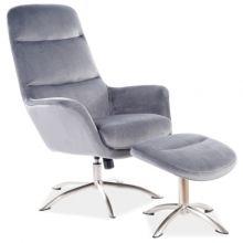 Кресло NIX Grey - дизайнерские товары на Take&Live