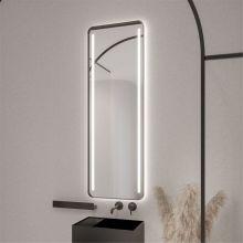 Зеркало прямоугольное с подсветкой Roundcorner - дизайнерские товары на Take&Live