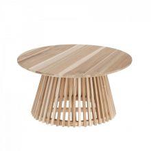 Стол журнальный Irune Low Wood - дизайнерские товары на Take&Live