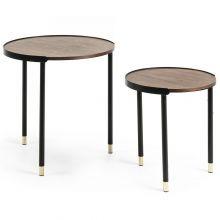 Набор из 2-х столов Aliner - дизайнерские товары на Take&Live